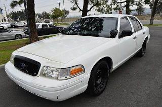 1999 FORD CROWN VICTORIA POLICE INTERCEPTOR