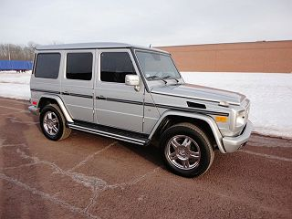 2002 MERCEDES-BENZ G500 4MATIC