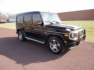 2010 MERCEDES-BENZ G55 AMG 4MATIC