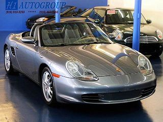 Image of Used 2004 Porsche 718 Boxster Base