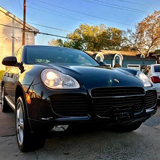 Image of Used 2005 Porsche Cayenne Turbo / Turbo S Turbo