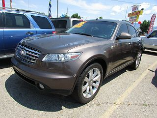 Image of Used 2005 Infiniti FX