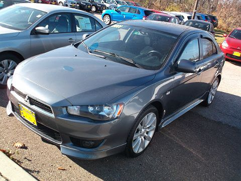 Image of Used 2011 Mitsubishi Lancer GTS