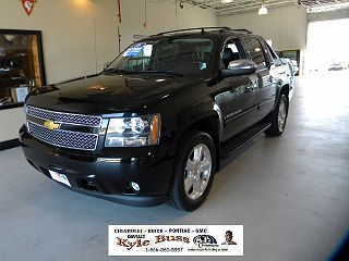 Image of Used 2008 Chevrolet Avalanche LTZ