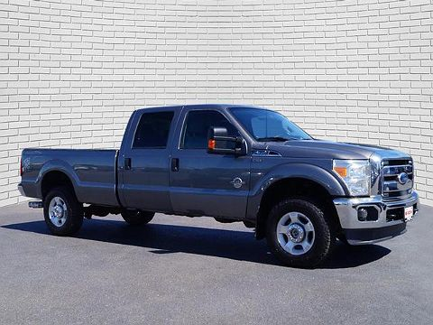 Image of Used 2012 Ford F-350 Super Duty XLT