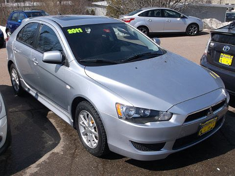 Image of Used 2011 Mitsubishi Lancer ES
