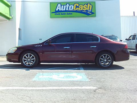 Image of Used 2006 Buick Lucerne CXL