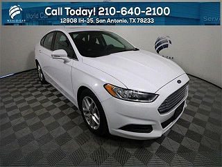 Image of Used 2016 Ford Fusion SE