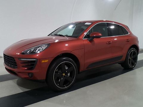 Image of Used 2016 Porsche Macan S