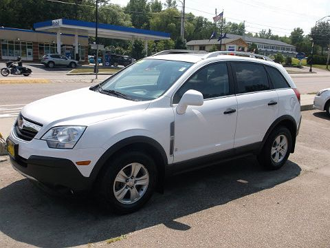 Image of Used 2009 Saturn Vue XE