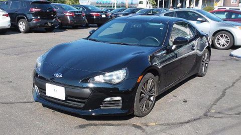 Image of Used 2013 Subaru BRZ Premium