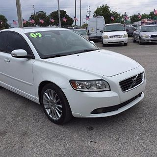 Image of Used 2009 Volvo S40