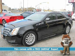 Image of Used 2011 Cadillac CTS Luxury