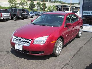 Image of Used 2008 Mercury Milan Premier