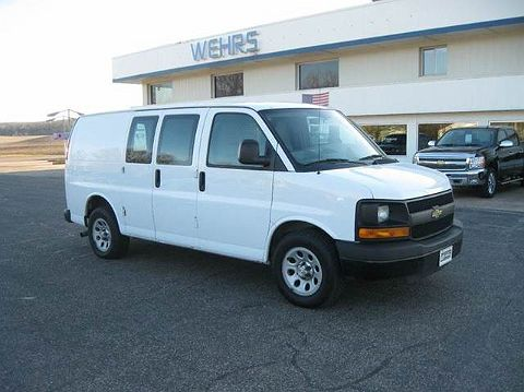 Image of Used 2014 Chevrolet Express 1500