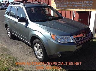 Image of Used 2011 Subaru Forester 2.5X