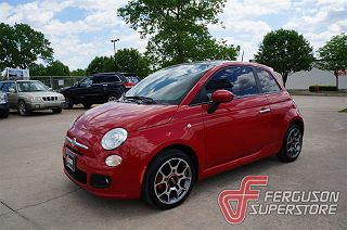 Image of Used 2012 Fiat 500 Sport