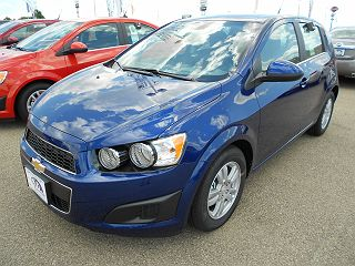 Image of Used 2012 Chevrolet Sonic LT