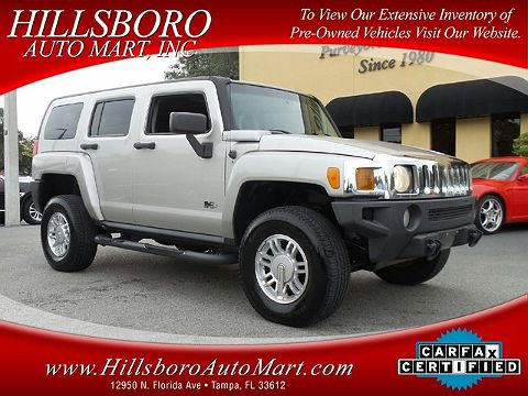 Image of Used 2006 Hummer H3