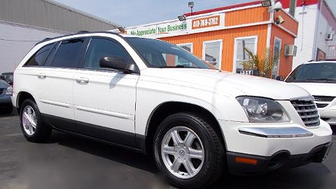 Image of Used 2005 Chrysler Pacifica Touring