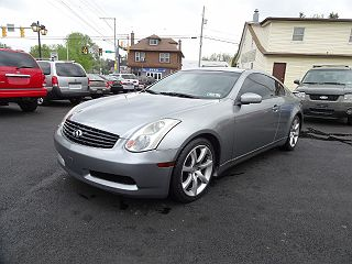 Image of Used 2003 Infiniti G Base