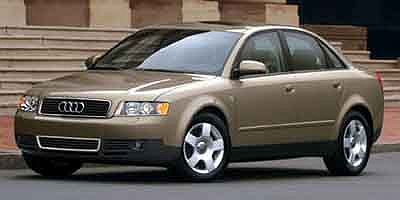 Image of Used 2002 Audi A4 1.8T
