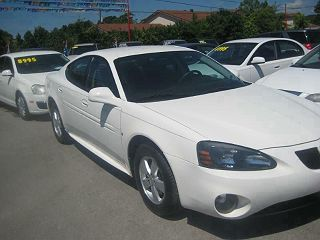 Image of Used 2008 Pontiac Grand Prix
