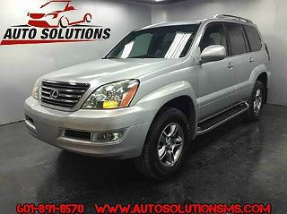 Image of Used 2008 Lexus GX 470