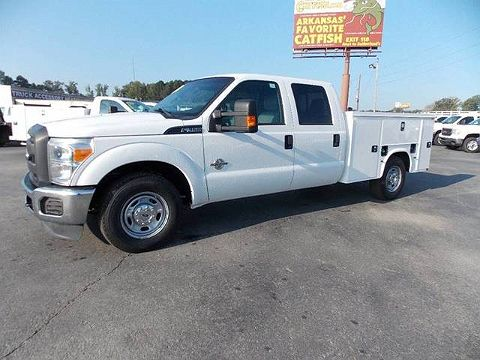 Image of Used 2013 Ford F-350 Super Duty XL