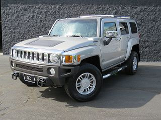 Image of Used 2007 Hummer H3 Base