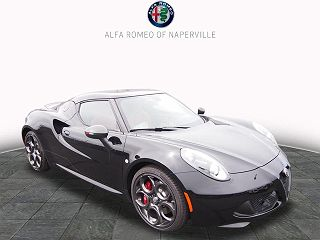 Image of New 2017 Alfa Romeo 4C Base