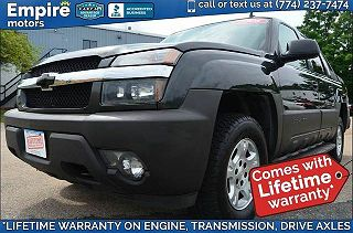 Image of Used 2006 Chevrolet Avalanche Z71