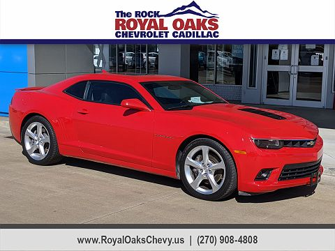 Image of Used 2015 Chevrolet Camaro SS