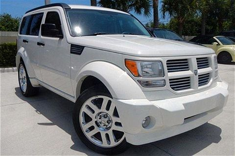 Image of Used 2008 Dodge Nitro R/T