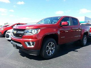 Image of Used 2017 Chevrolet Colorado Z71