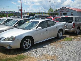 Image of Used 2004 Pontiac Grand Prix GTP