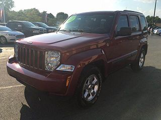 Image of Used 2011 Jeep Liberty Sport
