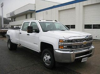 Image of Used 2016 Chevrolet Silverado 3500HD Work Truck