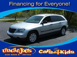 Image of Used 2006 Chrysler Pacifica Base