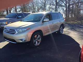 Image of Used 2012 Toyota Highlander Limited