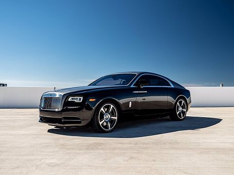Image of New 2017 Rolls-Royce Wraith