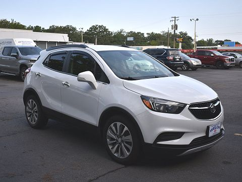 Image of New 2017 Buick Encore Preferred
