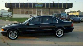 Image of Used 2003 BMW 7-series 745Li