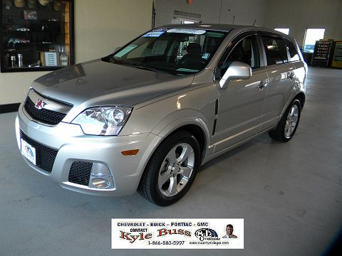 Image of Used 2008 Saturn Vue Red Line
