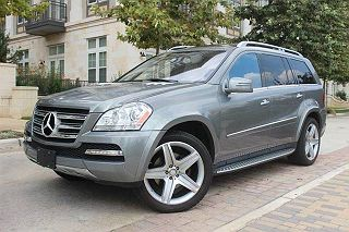 Image of Used 2011 Mercedes-Benz GL-class GL 550