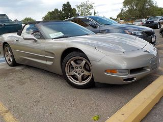 Image of Used 2001 Chevrolet Corvette Base