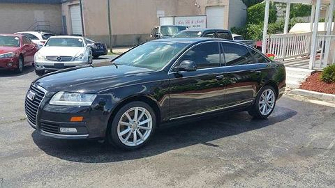 Image of Used 2009 Audi A6