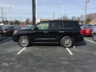 Image of Used 2011 Lexus LX 570