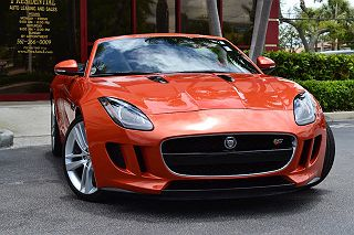 Image of Used 2014 Jaguar F-type V8 S
