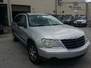 Image of Used 2007 Chrysler Pacifica Base